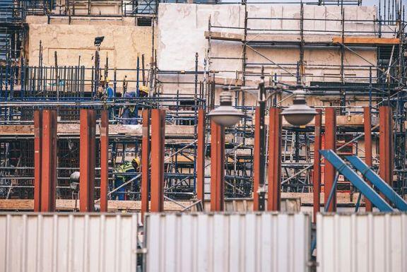 美国 11 月建筑支出强劲增长