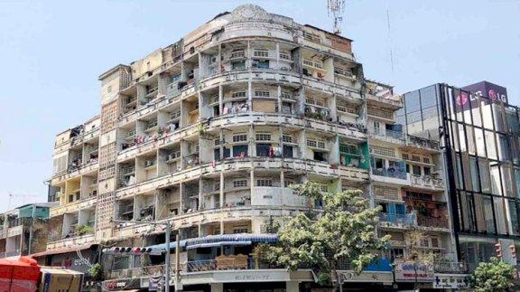 柬埔寨众部门呼吁对首都金边的旧建筑进行翻新