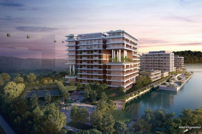 新加坡一新楼盘推出 300 套房,一天销售超 9 成