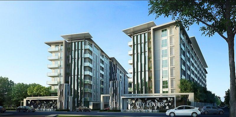 中心花园 City Center Residence