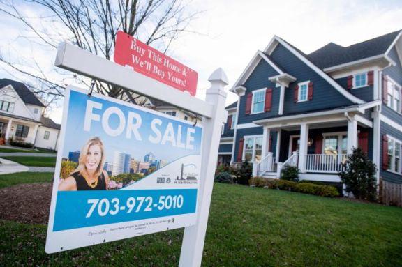 美国现房待售量连续第三个月下降