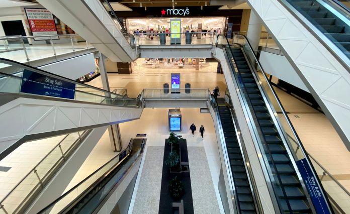 零售商纷纷缩减门店数量,美国商场空置率创下新高