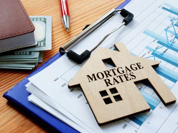 美国房贷利率大幅上升