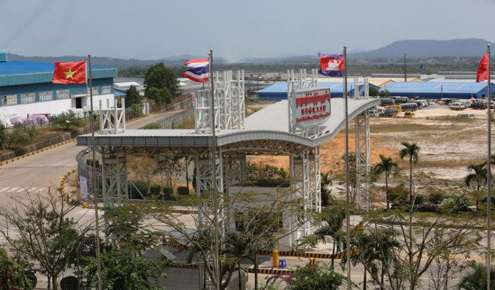 柬埔寨在 9 个省份的新投资总额达 9 亿美元