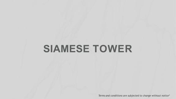 siamese tower