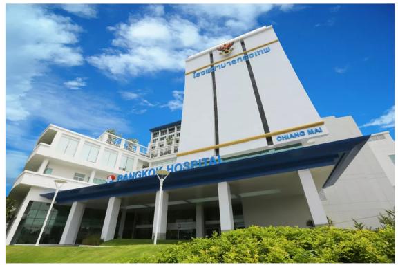 曼谷医院清迈分院