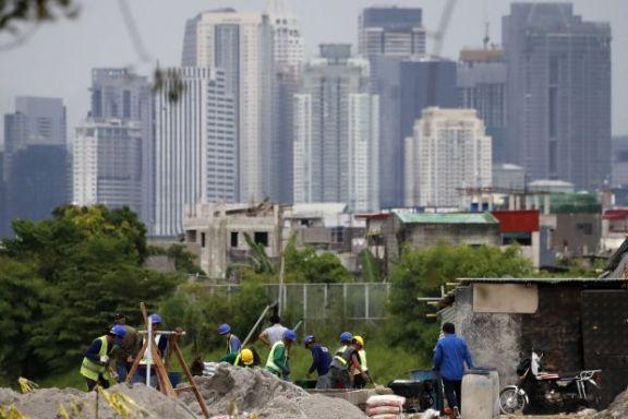 报告称菲律宾建筑业将于 2021 年反弹