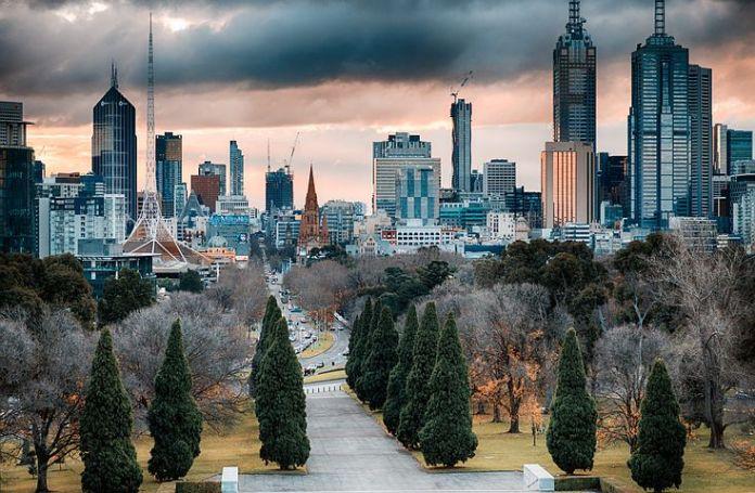 2019 年澳大利亚房价涨幅最大的 10 个地区