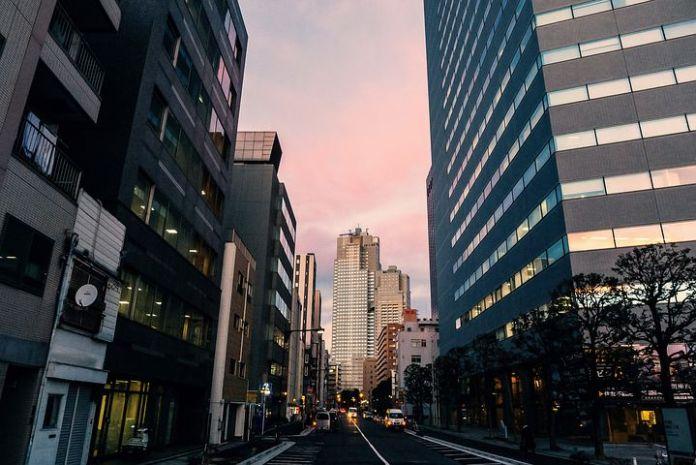 东京四分之一的写字楼租户希望搬迁