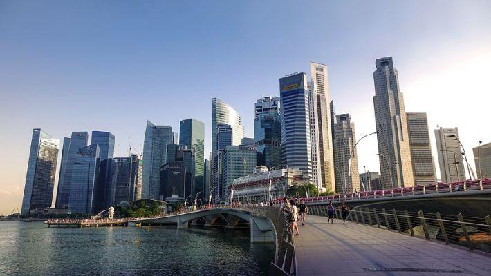 新加坡一季度房地产投资额下降 78%