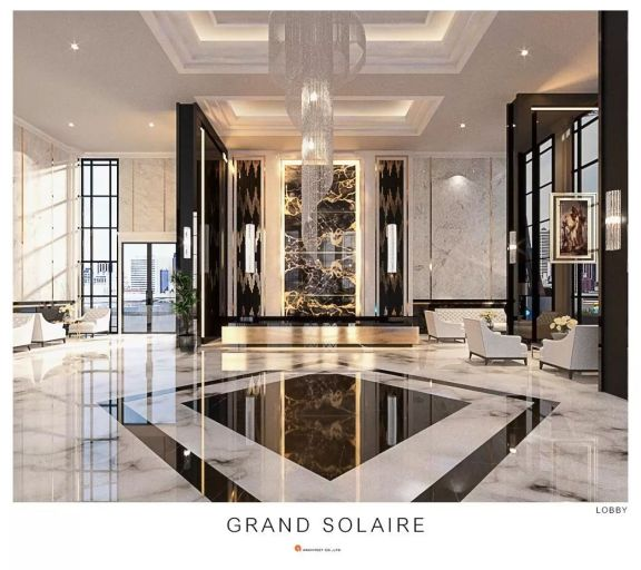 太阳大厦 -Grand Solaire