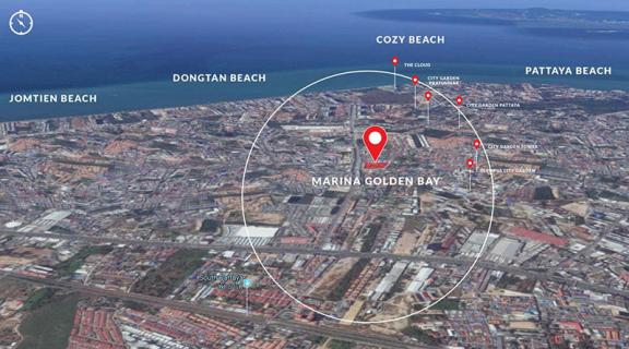 玛丽娜金海湾 Marina Golden Bay