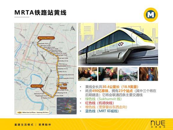 地铁站黄线