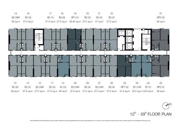楼层平面图3