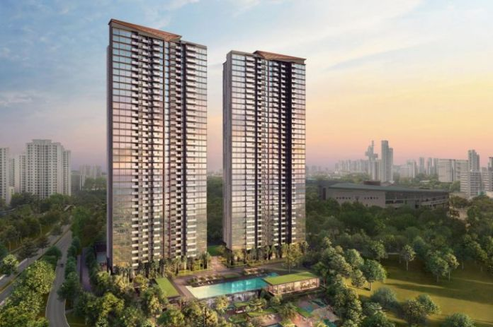 新加坡开发商去年 12 月售出 1217 套私人住宅,全年共售出 10024 套