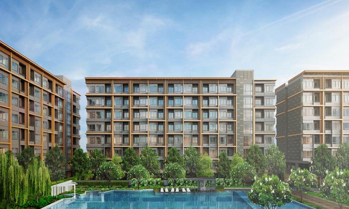 曼谷大都会国际公寓