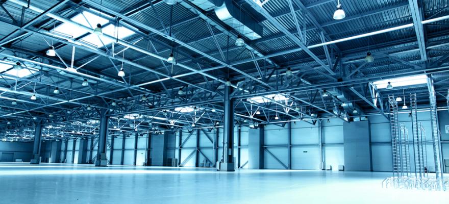 在过去的十年中,美国工业市场的增长达到 30 亿平方英尺