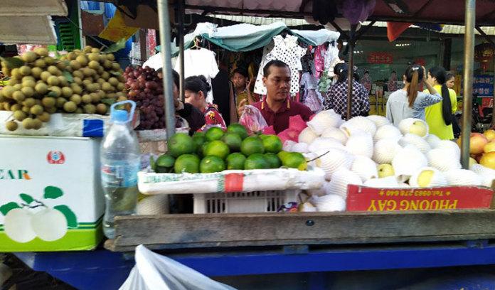 疫情期间,柬埔寨通胀率 3%