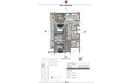 兰博基尼未来城 Lamborghini Residence