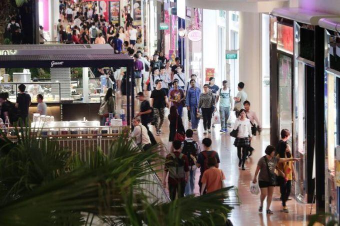 2019 年第四季度新加坡零售租金环比上涨 2.3%