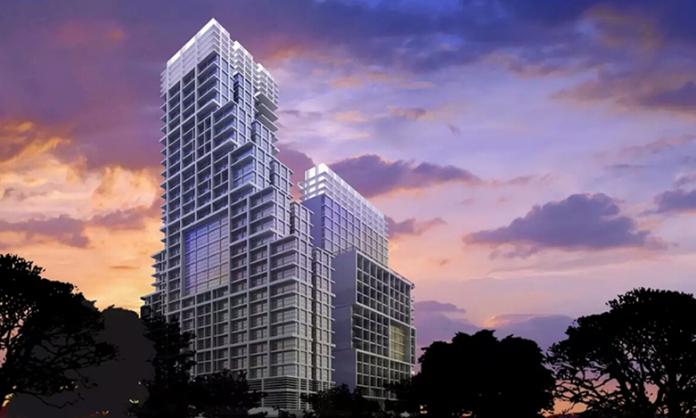 南点公寓 -South Point Pattaya