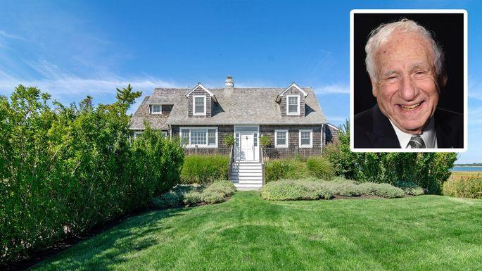 喜剧传奇人物梅尔·布鲁克斯故居以 500 万美元的价格再次出售