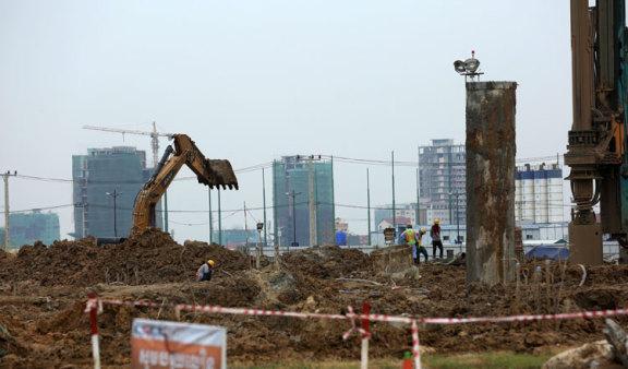 柬埔寨 2019 年建筑业投资同比增长 78%