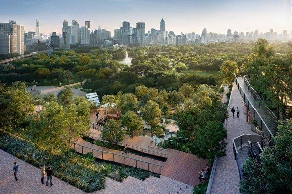 泰国开发商转向香港吸引外国买家购买曼谷高档项目