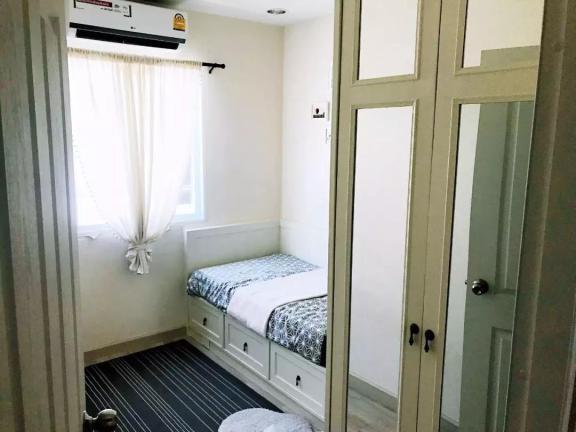卧室样板间