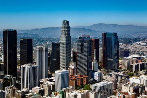 美国房地产的跨境投资下降了 54%