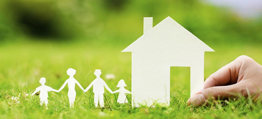 冠状病毒爆发前,美国家庭住房支付能力提高