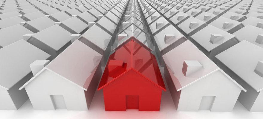 随着冠状病毒爆发,美国新挂牌房屋数量急剧下降