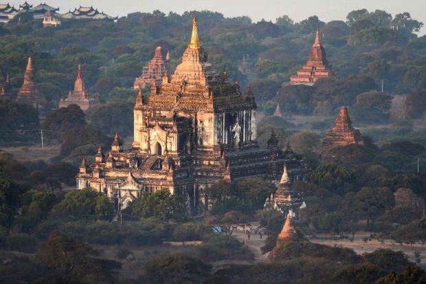 外国直接投资推动缅甸的增长,但风险依然存在