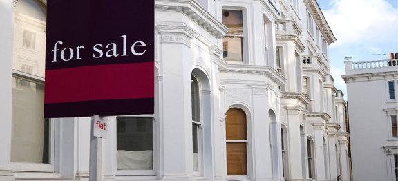 受疫情影响,5 月伦敦房屋成交量下降 54%