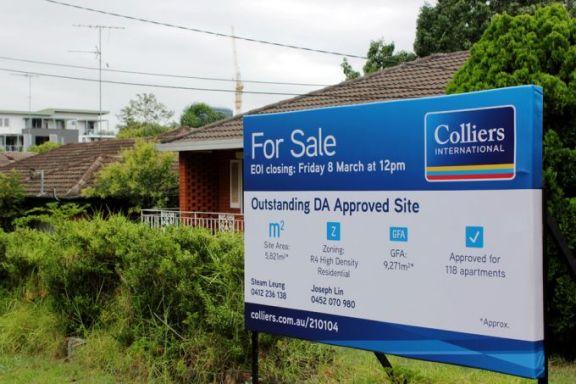 澳大利亚房价创下2009年以来最大季度涨幅
