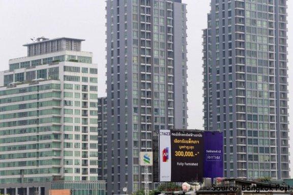 曼谷新的城市规划可能会推动公寓价格上涨