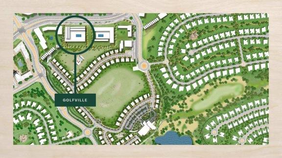 Golf Ville 高尔夫球场公寓