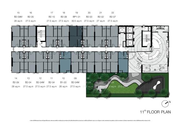 楼层平面图4