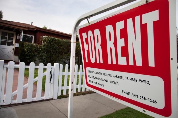 美国独栋住宅的租金创下近 15 年来的最大涨幅
