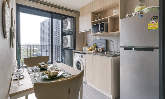 IDEO O2 公寓