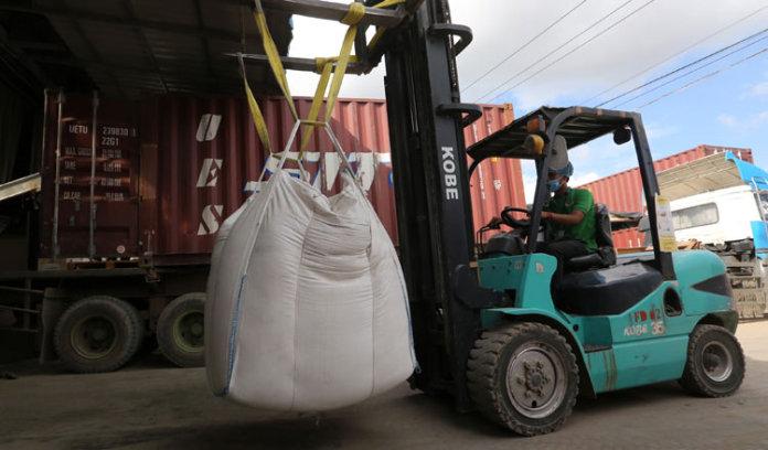 柬埔寨精米出口大幅增长