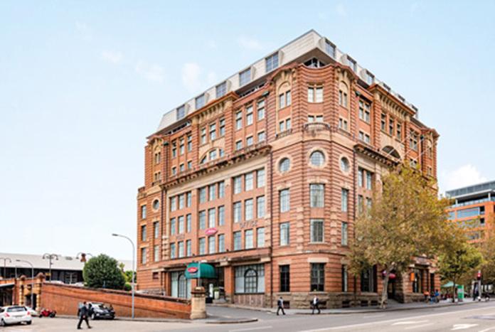 开发商计划在悉尼市中心进行大型酒店和办公室开发