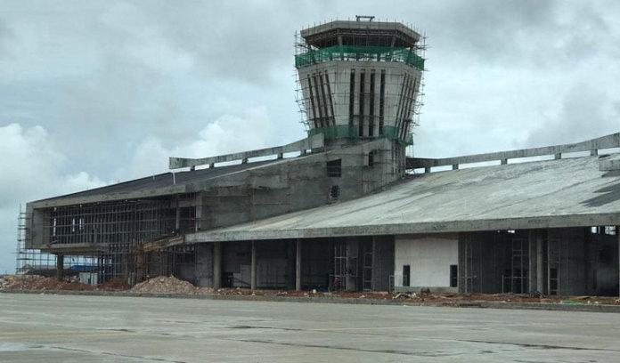 柬埔寨新达拉萨科尔国际机场将于 2021 年中投入使用