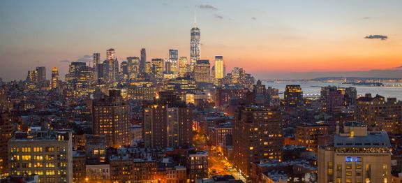 2020 年末纽约市房地产经纪商信心指数上扬
