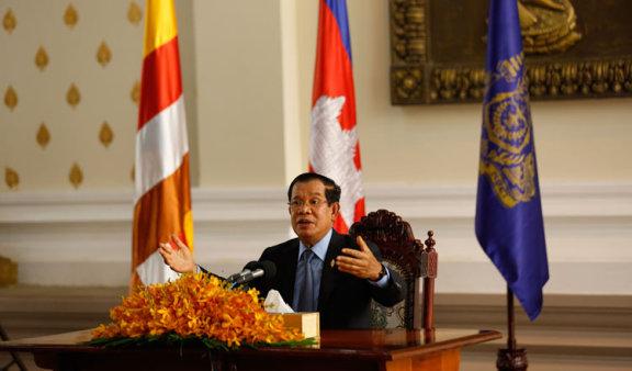 柬埔寨对银行业援助可能达到 6 亿美元