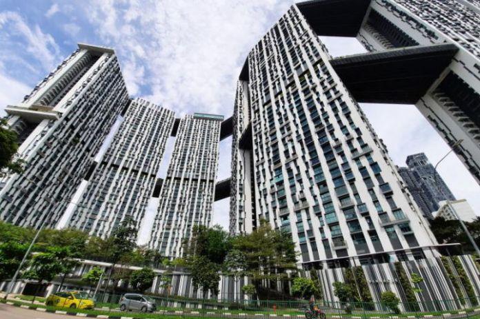 新加坡:2 月份组屋转售的月成交量创下 2300 万元的纪录