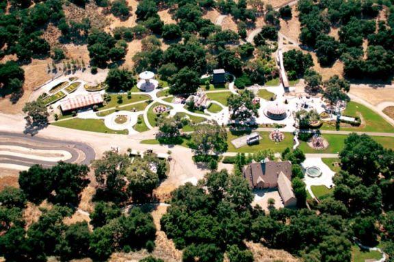 迈克尔杰克逊的加州故居以低价出售