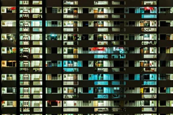 新加坡一季度私人住宅价格下跌 1%