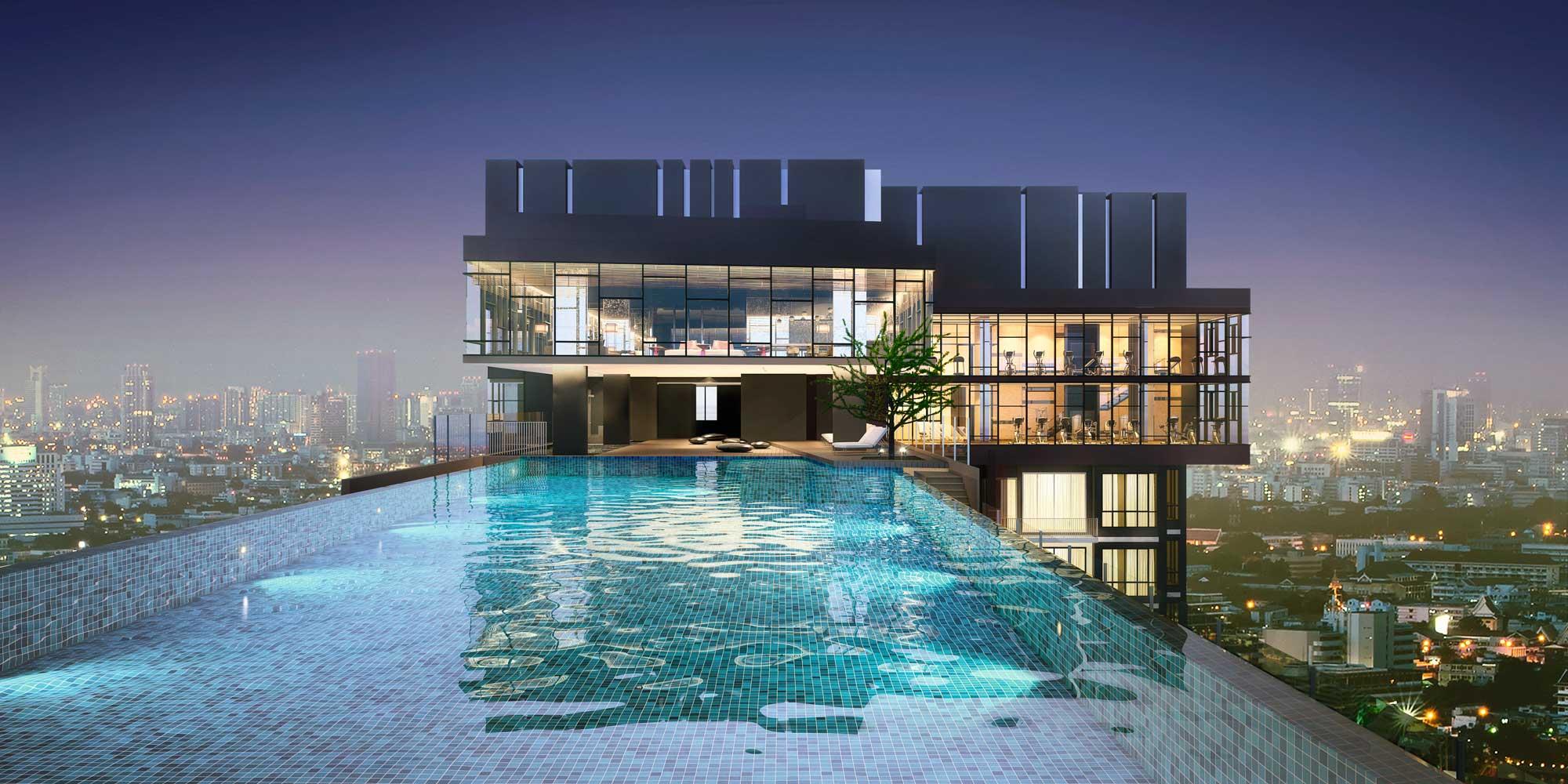 新加坡的公寓配套到底有多完善?