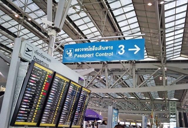 泰国允许六类人入境